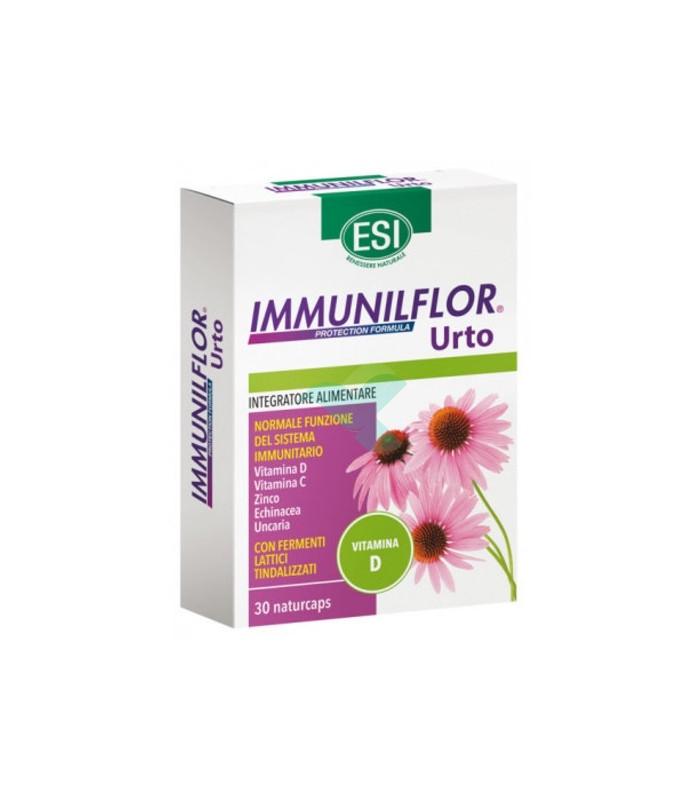 Esi Immunilflor Urto Vitamina D Naturcaps 30 Capsule