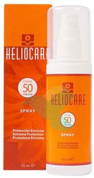 Heliocare Protezione solare SPF 50 Spray da 125 ml