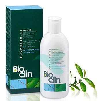 Bioclin Linea Capelli Phydrium ES Shampoo Contro la Forfora Secca 300 ml