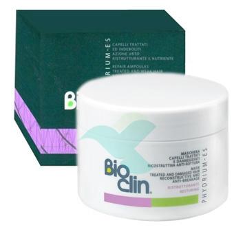 Bioclin Linea Capelli Phydrium ES Rinforzante Capelli Trattati Maschera 200 ml