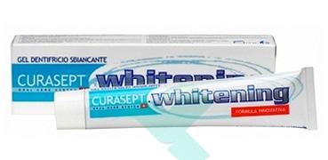Curaden Curasept Whitening Gel Dentifricio ad Azione Sbiancante 50 ml
