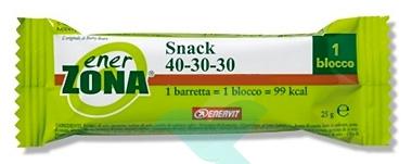 EnerZona Linea Alimentazione Dieta a ZONA Barretta Cheese Cake 40-30-30