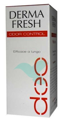 Dermafresh Linea Odor Control Efficace a Lungo Spray no Gas 100 ml