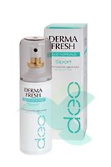 Dermafresh Linea Sport Profumo Agrumato e Fresco Spray no Gas 100 ml