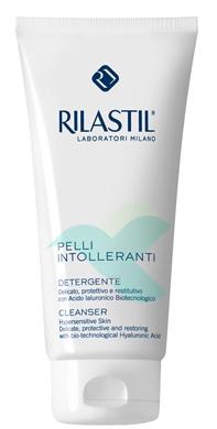 Rilastil Linea Pelli Intolleranti Detergente Struccante Viso Occhi 200 ml