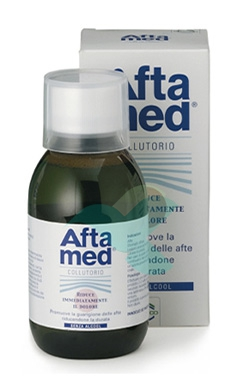 Aftamed Colluttorio Orale Lenitivo Calmante Anti-Irritazioni 150 ml