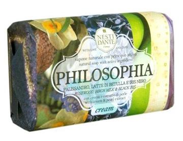 Nesti Linea Philosophia Sapone Vegetale Cream Palissandro Betulla Iris 250 g