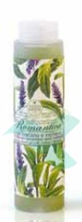 Nesti Linea Romantica Sapone Vegetale Shampoo Doccia Spigo e Verbena 300 ml