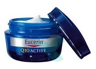 Eucerin Linea Q10 Active Crema Rigenerante Antirughe Notte 50 ml