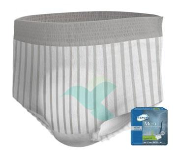 Tena Linea Men Incontinenza Protective Underwear Livello 4 M/L 10 Slip