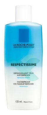 La Roche Posay Linea Respectissime Struccante Occhi Sensibili e Waterproof 125ml