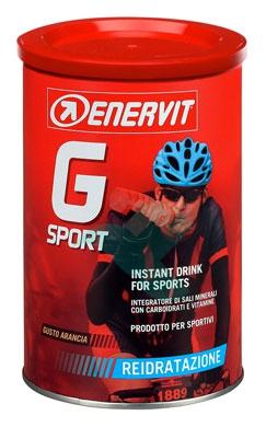 Enervit Sport Linea Reidratazione G Sport Instant Drink Vitamine 420 g