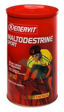 Enervit Sport Linea Energia Maltodestrine Instant Energy Integratore 450 g