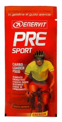 Enervit Sport Linea Energia PRE SPORT Gelatina Energetica Gusto Arancia 45 g
