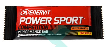 Enervit Sport Linea Energia Power Sport Competition Barretta Energetica Arancia