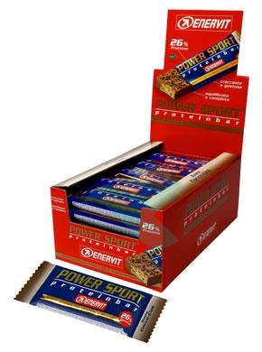 Enervit Sport Linea Energia Power Sport Protein 25 Barrette Cocco-Ciok