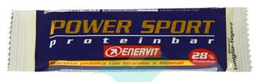 Enervit Sport Linea Energia Power Sport Protein Barretta Vaniglia Yogurt