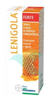 Lenigola Linea Propoli Benessere Gola Spray Forte Protettivo 20 ml