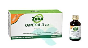 Enerzona Linea Integratori Omega3 Rx Acidi Grassi EPA DHA 5 Flaconi