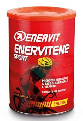 Enervit Sport Linea Energia Enervitene Integratore Alimentare 500g Gusto Arancia