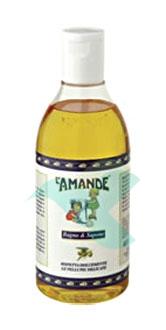 L'Amande Linea Marsiglia Bagno e Sapone Bagnoschiuma Idratante 400 ml