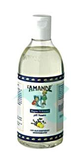 L'Amande Linea Marsiglia Neutro Shampoo Doccia Corpo e Capelli 250 ml