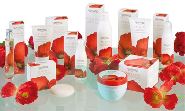 L'Amande Linea Aromatique Sapone Vegetale Papavero Emolliente Antiossidante 100g
