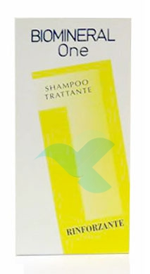 Biomineral Linea Hair Terapy One Shampoo Trattamento Capelli Deboli 150 ml