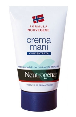 Neutrogena Linea Mani Crema Concentrata Nutriente Profumata 75 ml