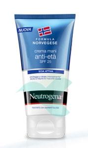 Neutrogena Linea Mani Crema Anti-Età Filtri UV Profumata 75 ml