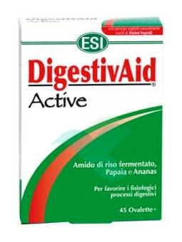 Esi Linea Benessere Stomaco DigestivAid Active Digestivo 45 Ovalette