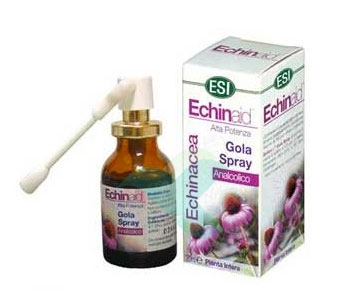 Esi Linea Protezione Inverno EchinAid Alta Potenza Gola Spray Analcoolico 20 ml