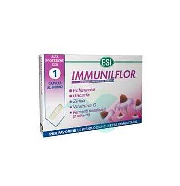 Esi Linea Difese Immunitarie ImmunilFlor Integratore Alimentare 30 Capsule