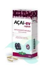 Erba Vita Linea Antiossidante Tonificante Acai-ev Integratore 60 Capsule