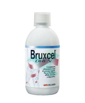 Bruxcel Dren Linea Equilibrio Idrico e Cellulite Integratore Alimentare 500 ml