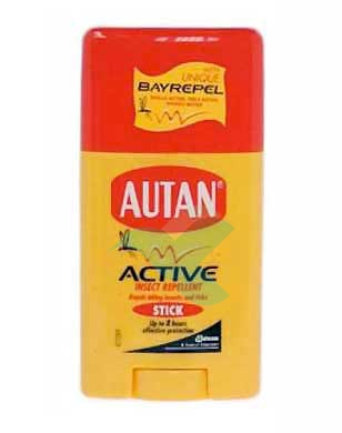 Autan Linea Active Stick Delicato Insetto-Repellente 50 ml