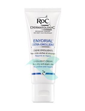 Roc Linea Enydrial Extra Emollient Trattamento Emolliente Viso Pelle Secca 40 ml