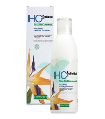 Specchiasol Linea Homocrin HC+ Eco Bio Shampoo Prevenzione Anti-Caduta 250 ml