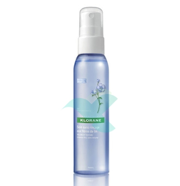 Klorane Capelli Linea Fibre di Lino Districante Volumizzante Spray 125 ml