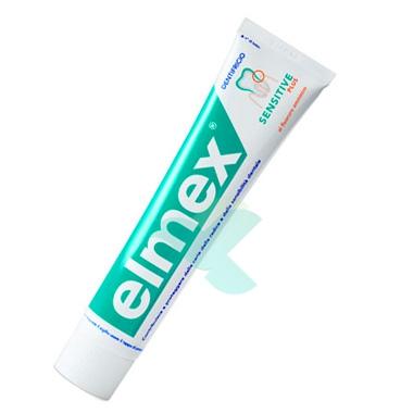 elmex Linea Igiene Dentale Quotidiana Dentifricio Sensitive Plus 75 ml
