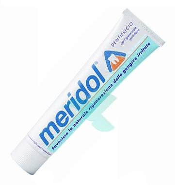 meridol Linea Igiene Dentale Quotidiana Dentifricio Gengive Irritate 75 ml
