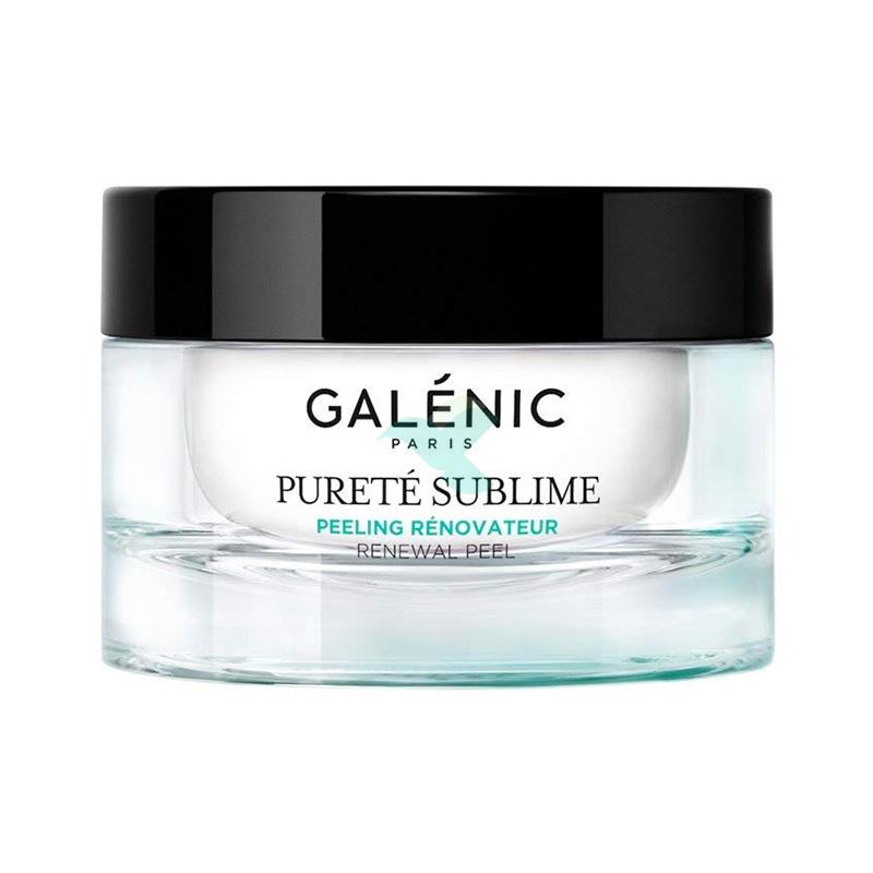 Galenic Linea Purete Sublime Peeling Renovateur Trattamento Esfoliante Viso 50ml