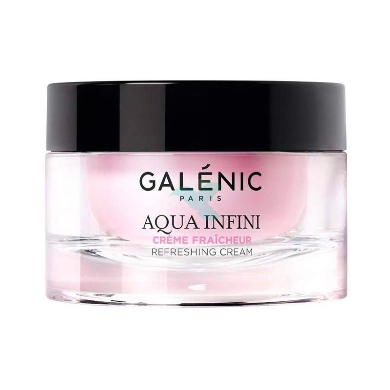 Galenic Linea Aqua Infini Creme Fraicheur Crema Comfort Idratante Viso 50 ml