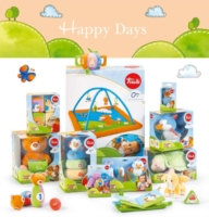 Trudy Linea Giochi Happy Days Morbido Trillino Orsetto Rattle 0  Mesi